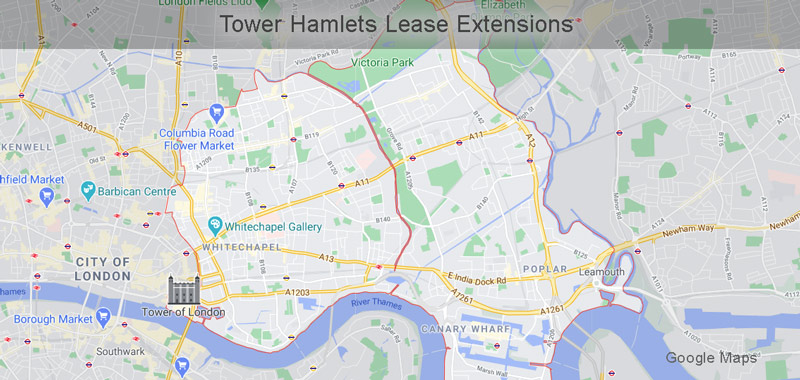 Tower Hamlets lease extensions